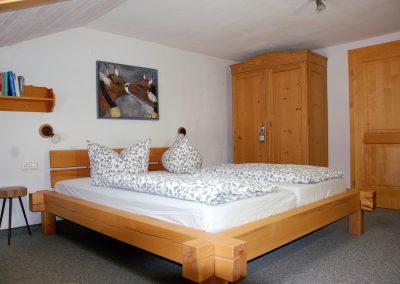 Schlafzimmer zubuchbar